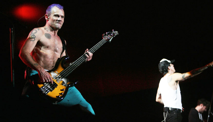 Red Hot Chili Peppers en Lima