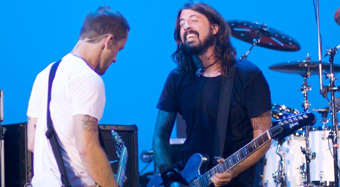 Foo Fighters en Chile