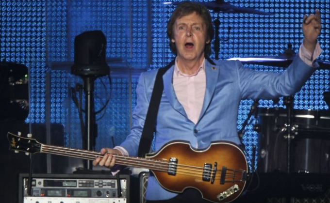 Paul McCartney en Lima - Perú