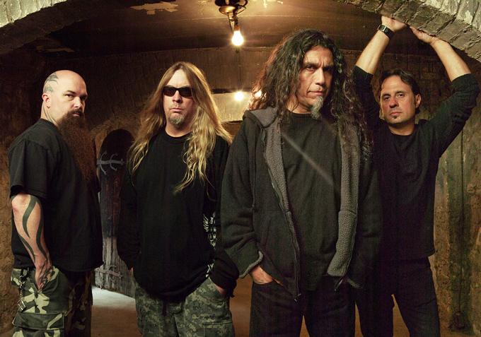 Slayer en Lima