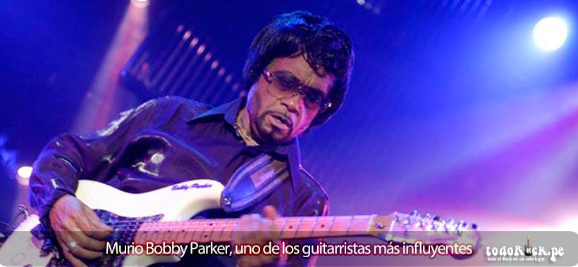 Bobby Parker