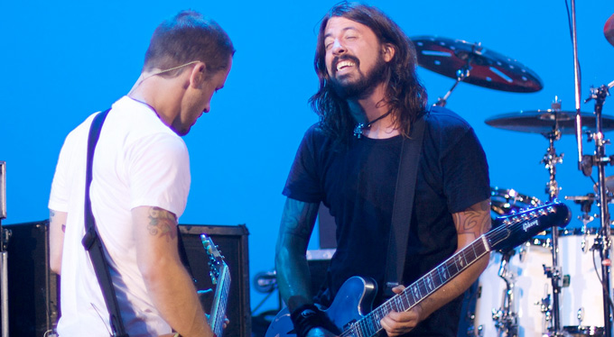 Foo Fighters en Chile