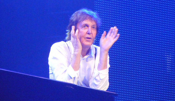 Paul Mccartney en Lima entradas