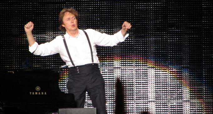 Paul McCartney en Lima Precio de Entradas