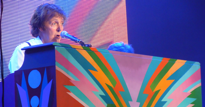 Paul McCartney en Lima - Entradas