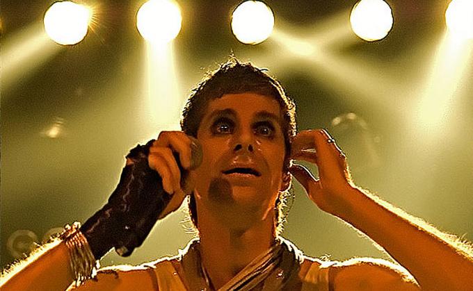 Perry Farrell - Vocalista de Jane's Addiction
