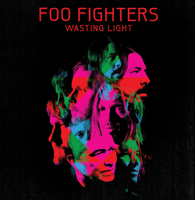 Foo Fighters Wasting Light Cover