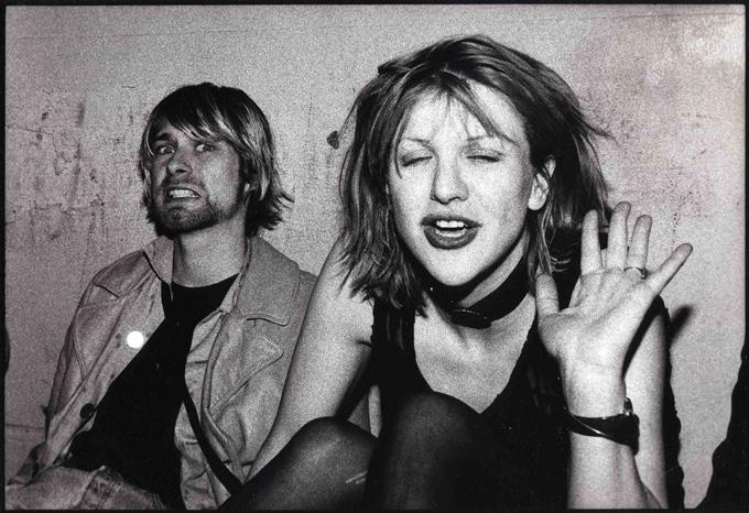 Kurt y Courtney (1992)