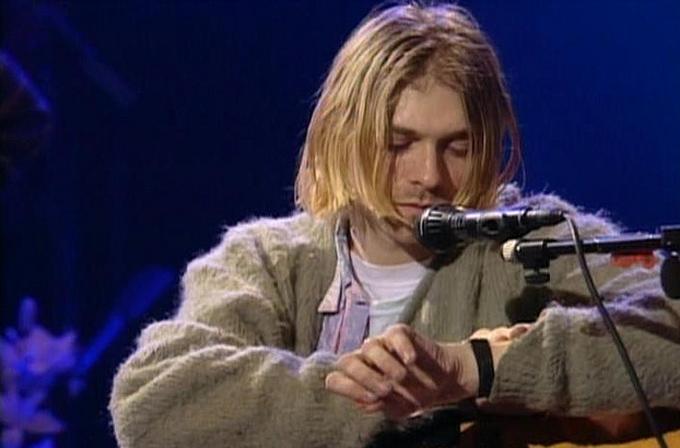 Kurt Cobain - MTV Unplugged
