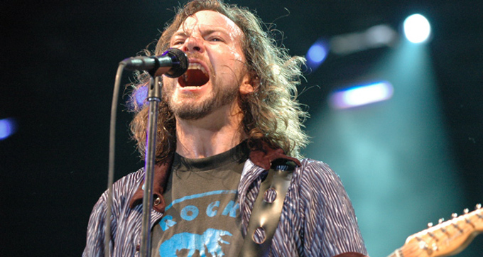 Pearl Jam en Ferro - Argentina 2005