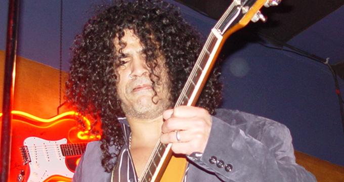 Slash en el 2004