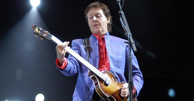 Paul McCartney - Glastonbury 2004