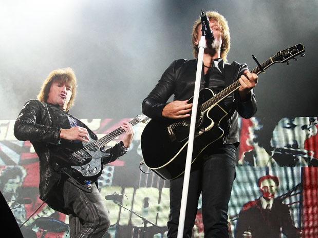 Bon Jovi en Lima