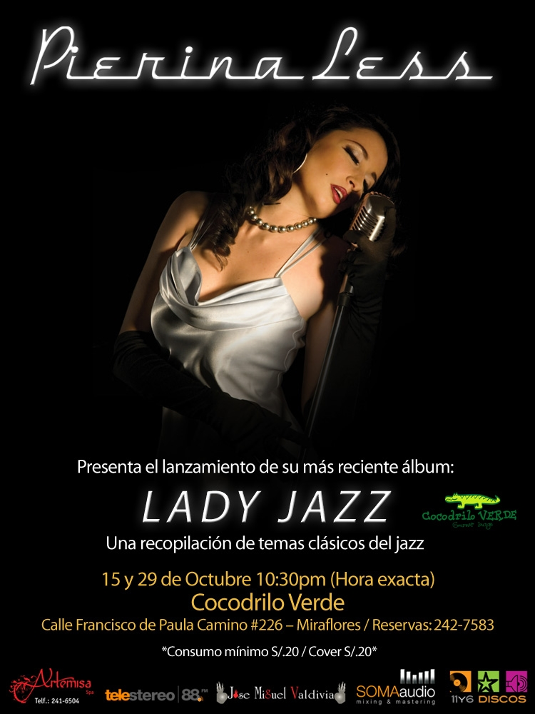 Flyer_Lady Jazz