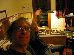Krist Novoselic y Jack Endino - 2009