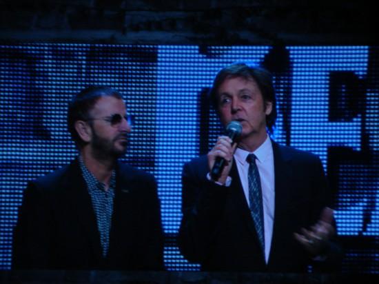 Paul y Ringo en el E3 2009