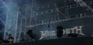 Megadeth en Venezuela 2008