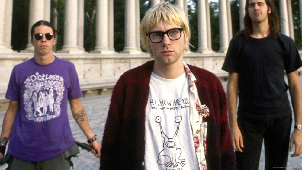 Kurt Cobain Hi How Are You
