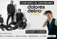 Dolores Delirio 25 años