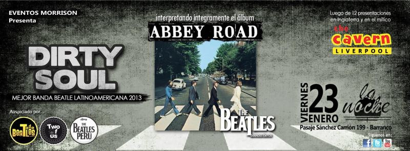 The-Beatles-Tributo-Lima