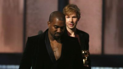 Kanye West y Beck