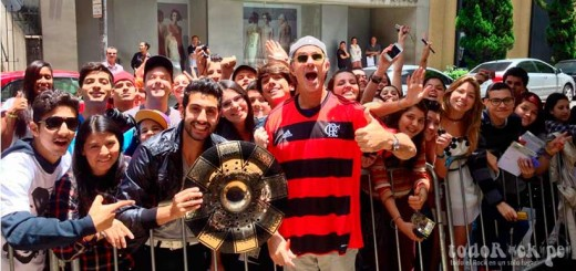 Chad Smith Flamengo