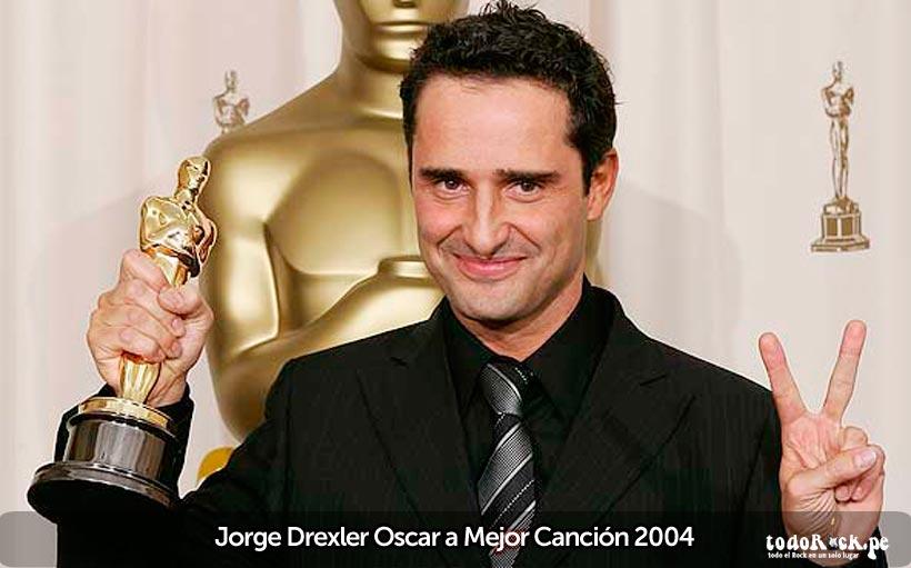 Jorge Drexler - Oscar 2004