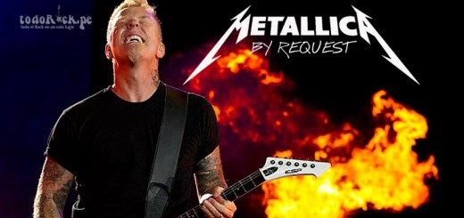 "Metallica ""By Request"" 2014"