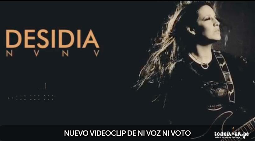 Ni Voz Ni Voto - Desidia