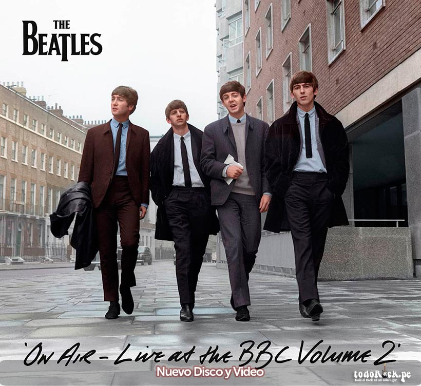 The Beatles - On Air Live At BBC Volume 2