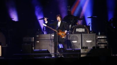 Paul McCartney en Lima