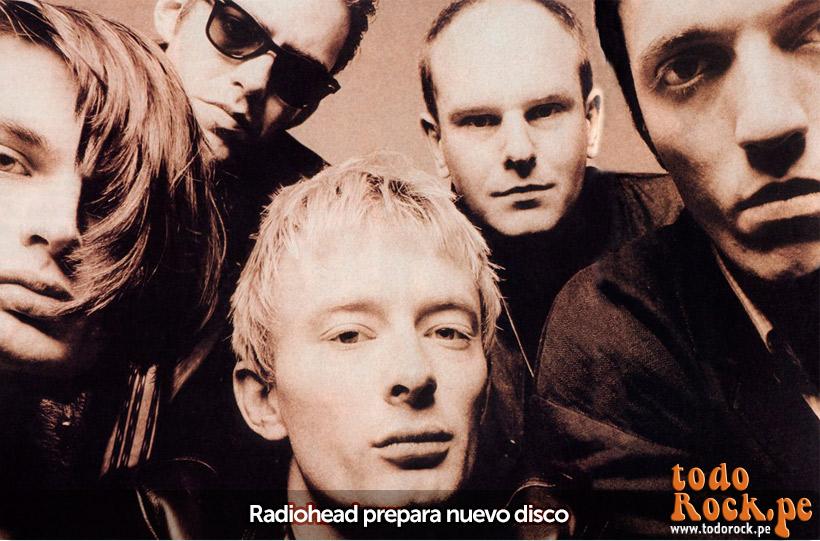 Radiohead nuevo disco