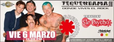 Tributo a Red Hot Chili Peppers