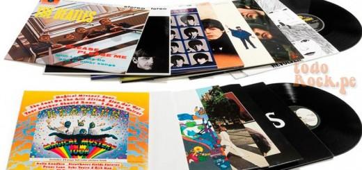 Vinilos de Los Beatles