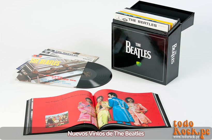 The Beatles Vinilos