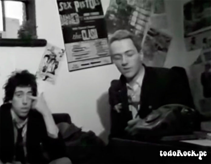 The Clash New Year's Day '77